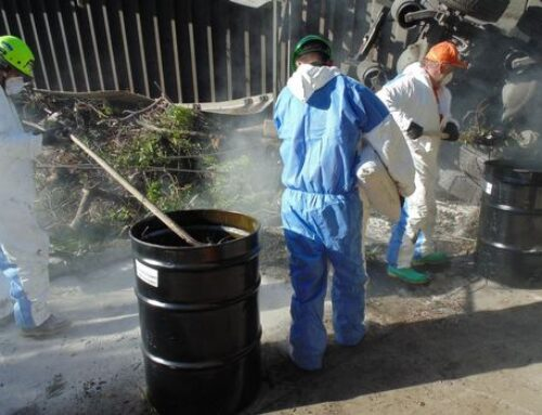 Environmental Cleanup in Guadalupe California