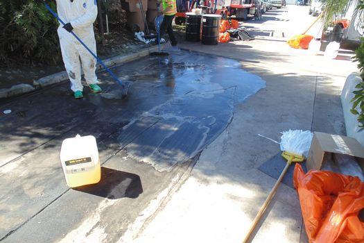 Environmental Cleanup in Santa Maria California