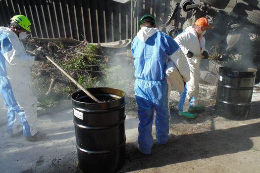 Environmental Cleanup-in-Santa Ynez-California