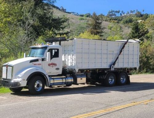 Roll-Off Rentals in Guadalupe California
