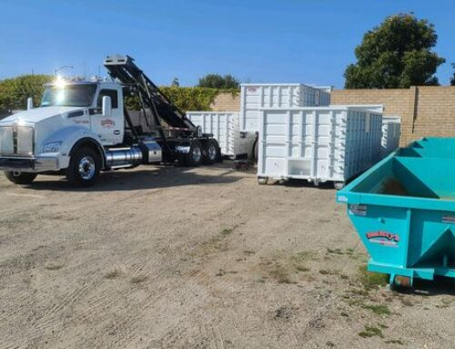 Roll-Off Rentals in Santa Barbara California